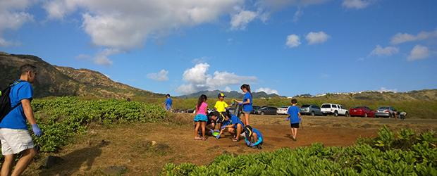 sandys-beach-clean-up-header
