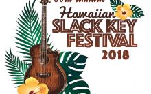 36th Annual Hawaiian Slack Key Festival 2018