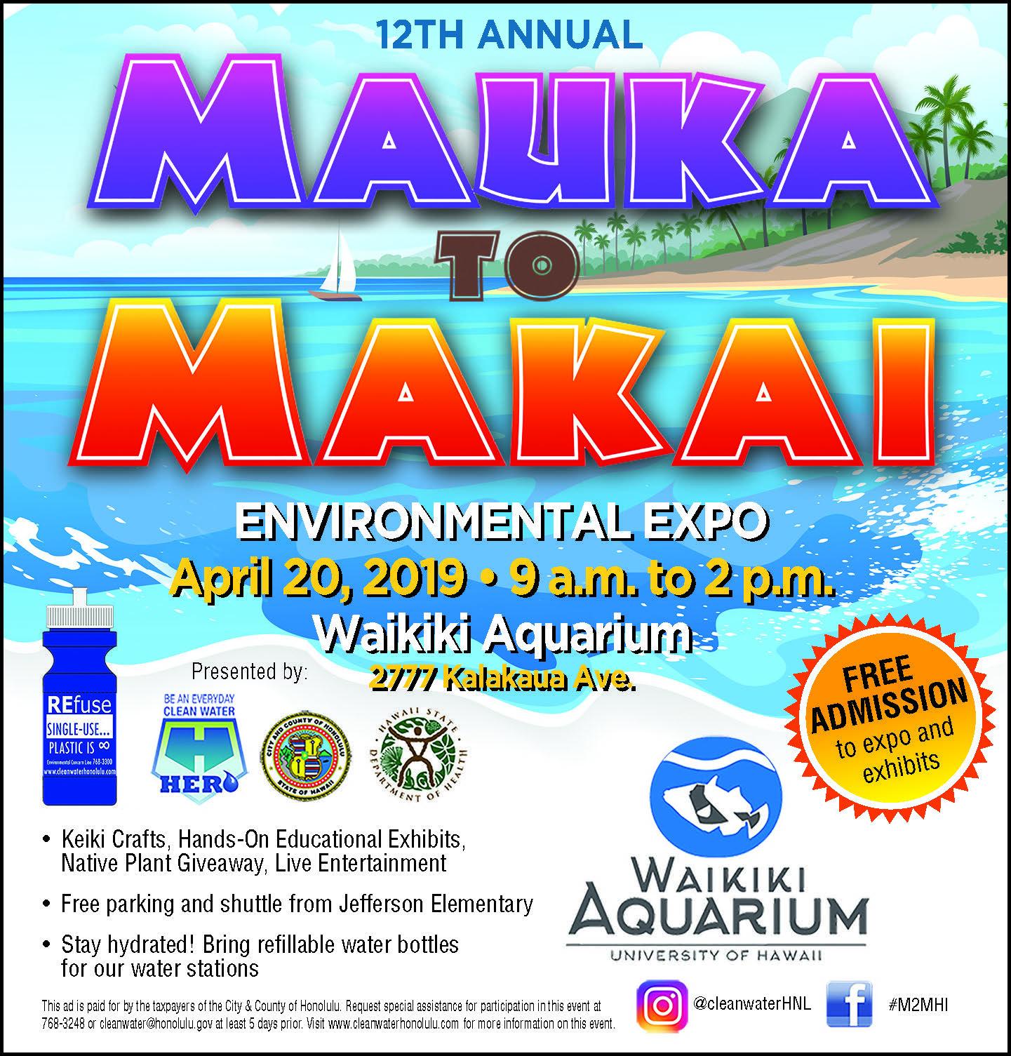 Mauka to Makai 2019