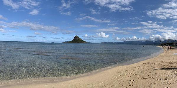 Chinaman's Hat - Kualoa Beach