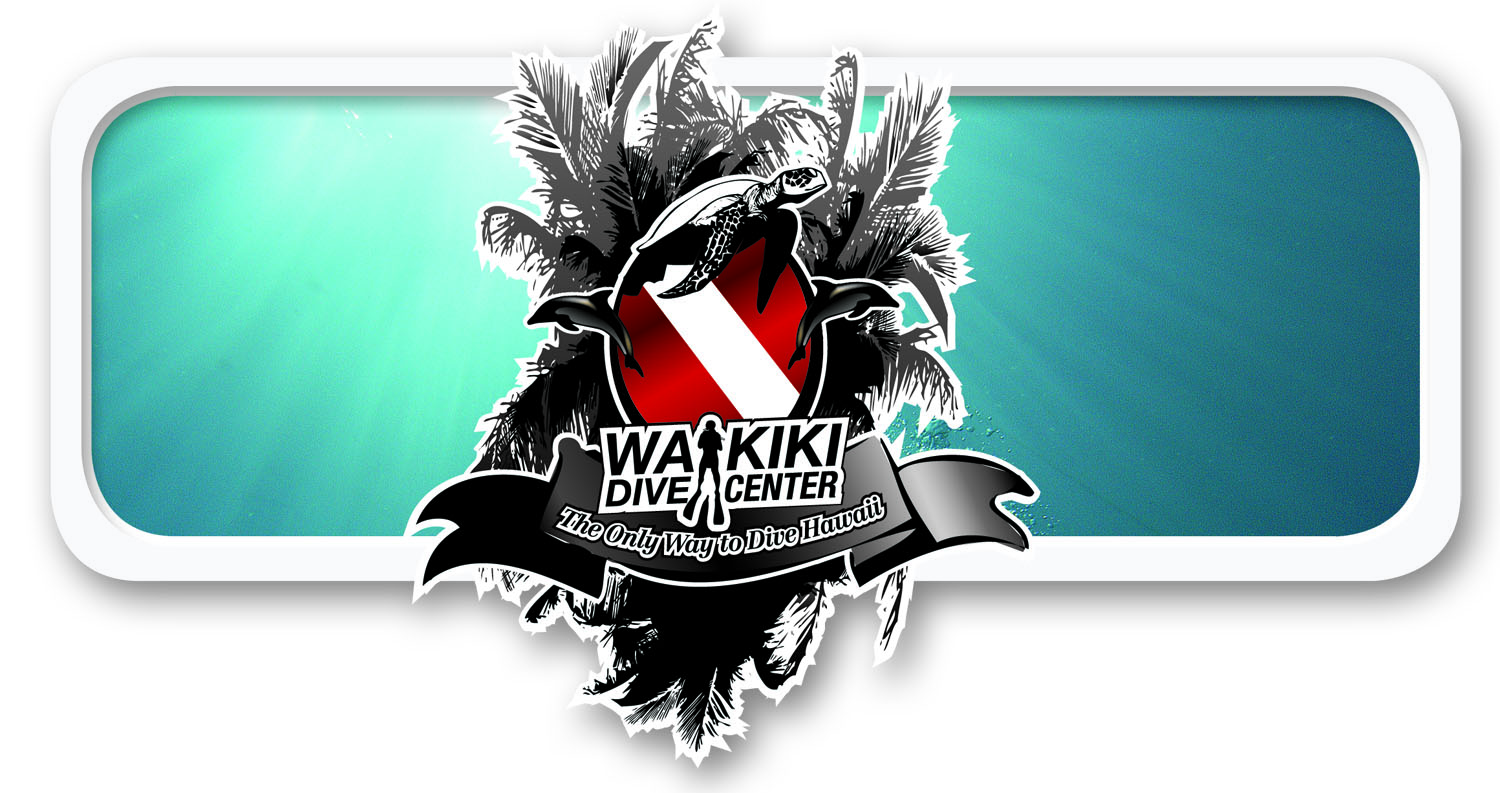 Waikiki Dive Center logo