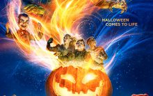 Goosebumps 2 Haunted Halloween Movie Poster