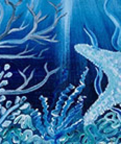 Sea Star Painting